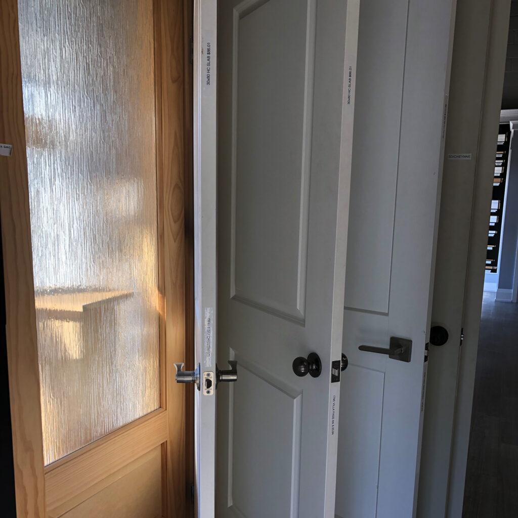 banner - doors